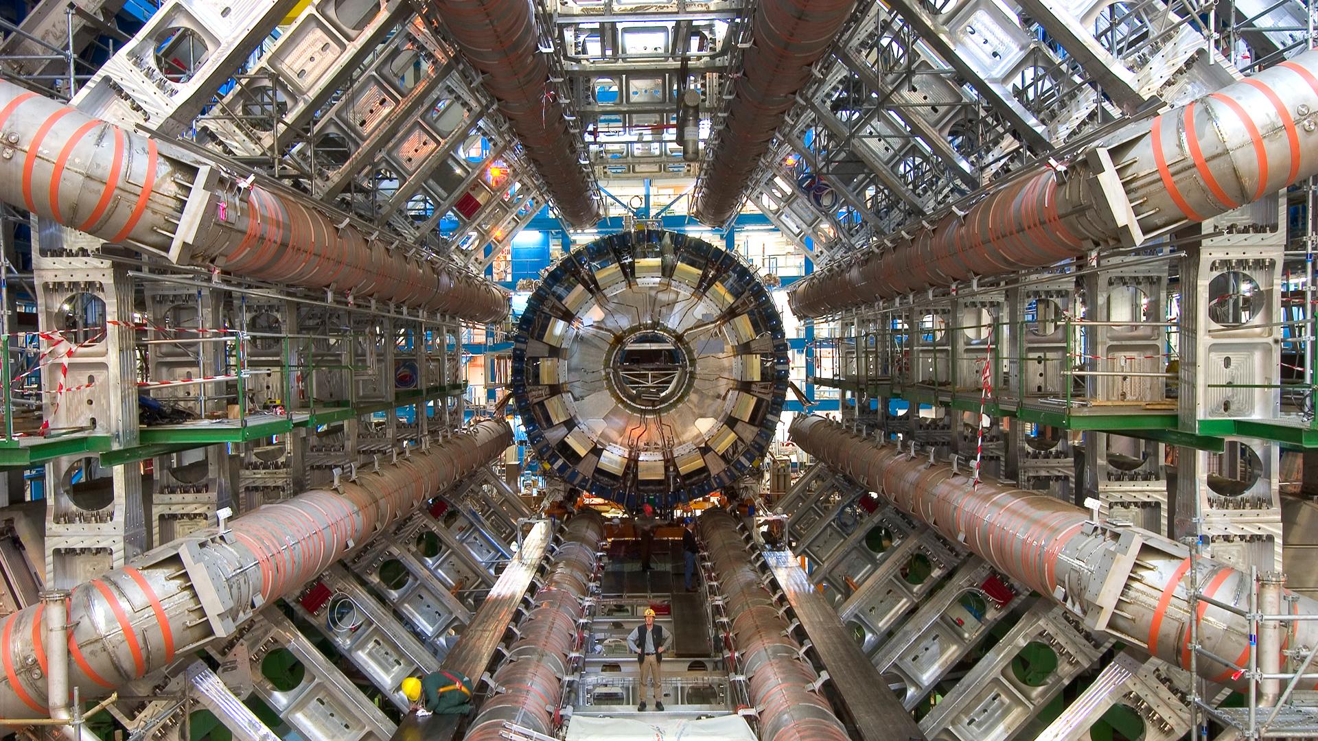 ЦЕРН колайдер