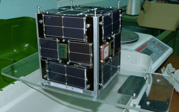 супутник PolyITAN-2-SAU