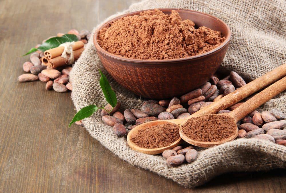 какао шоколад