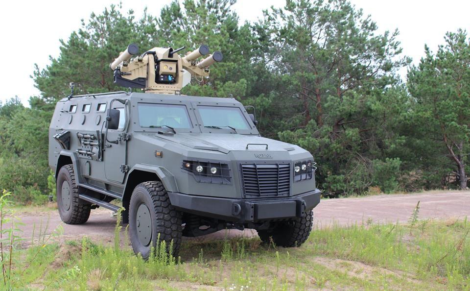 Козак-2М