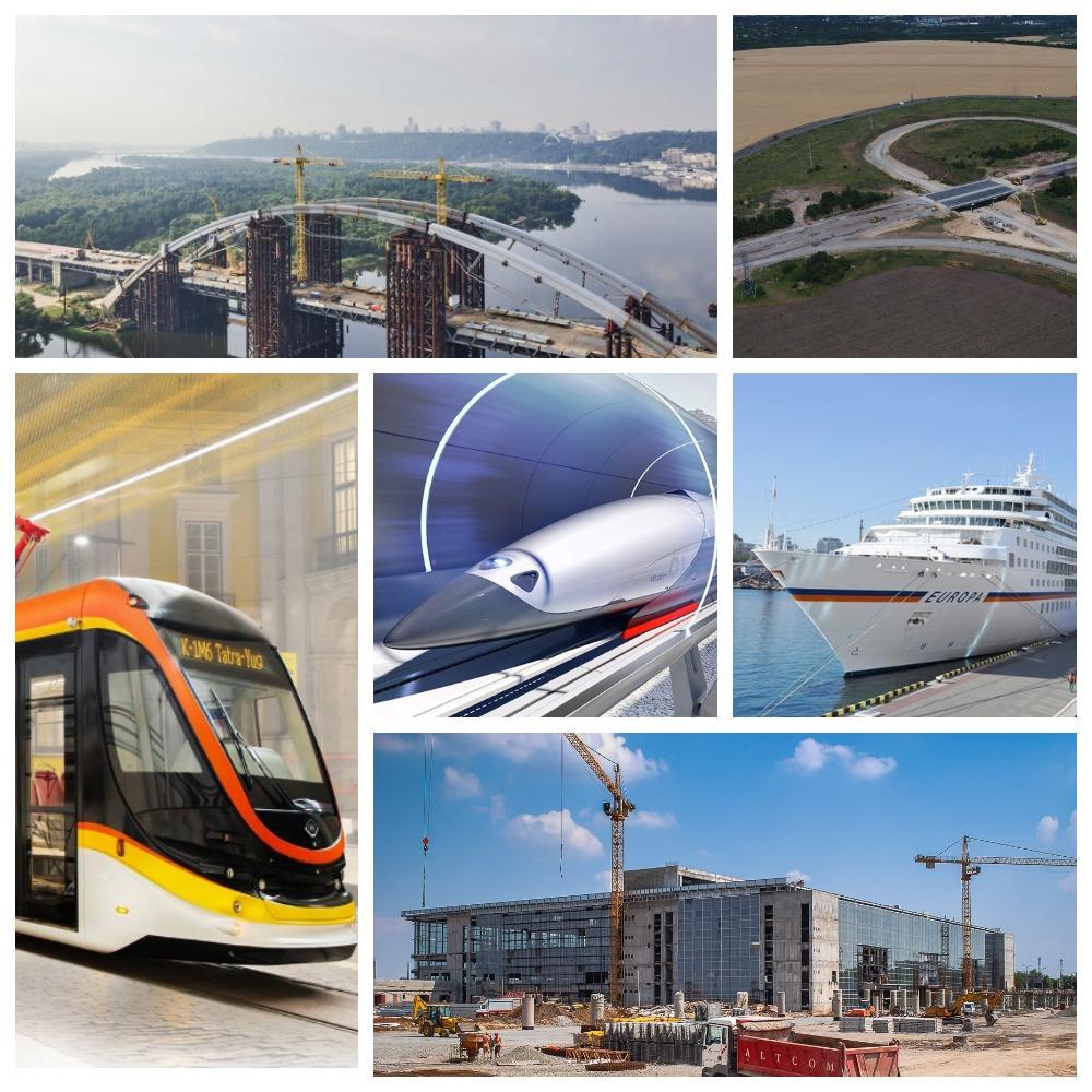 Інфраструктура України