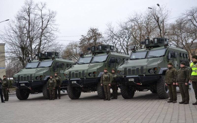 У Берегово можуть розмістити підрозділ Національної гвардії України