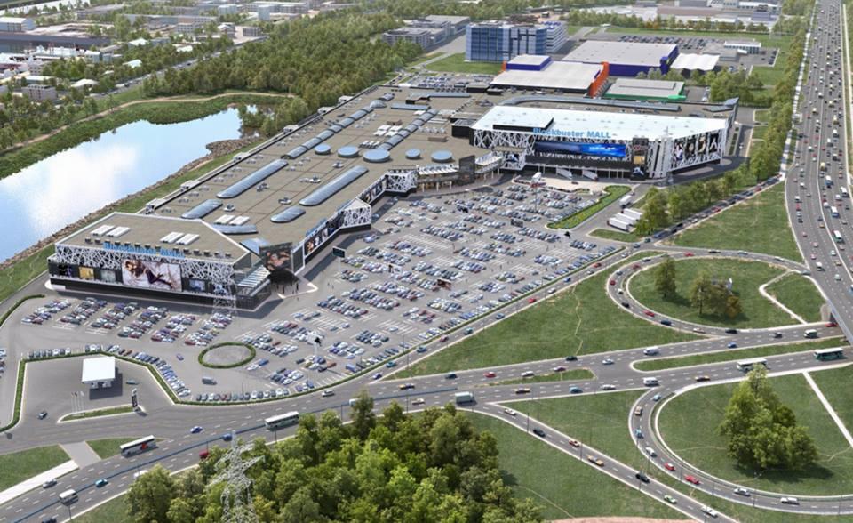 У Києві відкриють найбільший ТРЦ в Україні