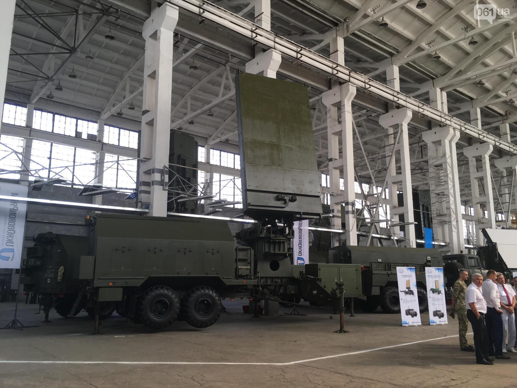 В Україні розробляється всокомобільна контрбатарейна РЛС