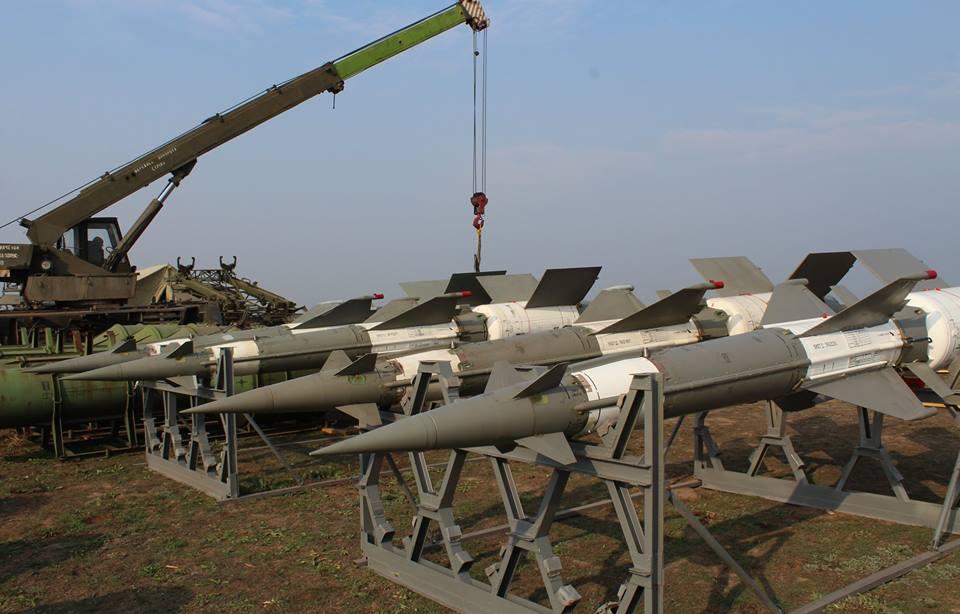 ЗСУ готуються випробувати відновлені зенітно-ракетні комплекси С-125М1 та С-300В1