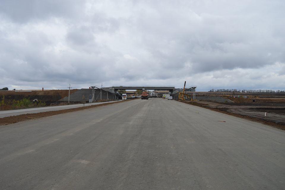 Розбудова інфраструктури: Поступово реалізовується державний інвестиційний проект з розвитку автодороги Н-31 Дніпро - Решетилівка (фото)