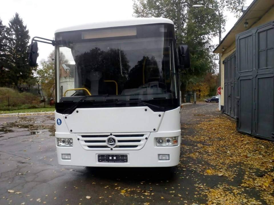 Київський військовий ліцей імені Івана Богуна отримав новий автобус