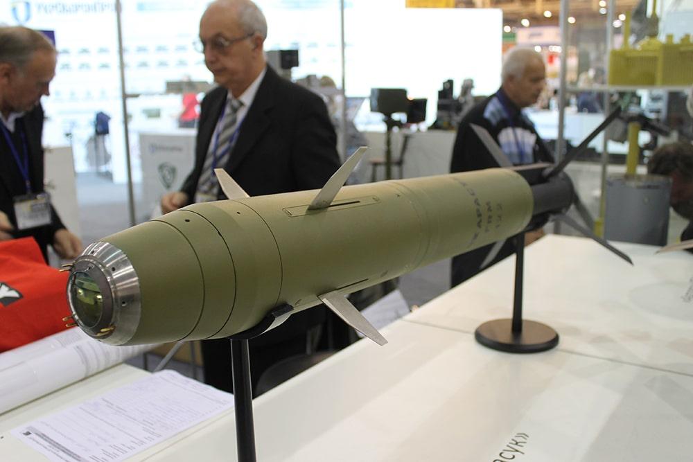 Розумний 122-мм снаряд