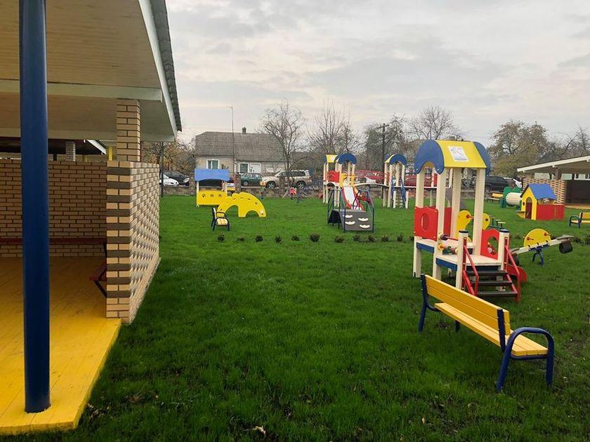 У Волинській області відкрили новий дитячий садок на 220 місць