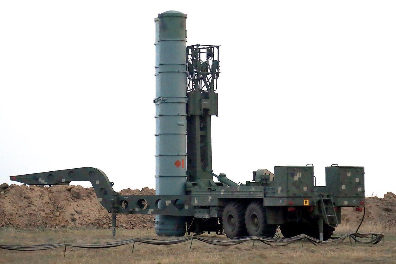 ЗРК стрільба С-300 ППО