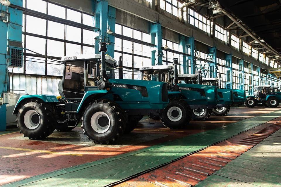 ХТЗ впроваджуює інновації та готує масштабну модернізацію заводу