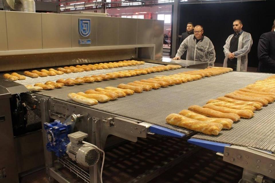 Під Києвом відкрили новий хлібзавод