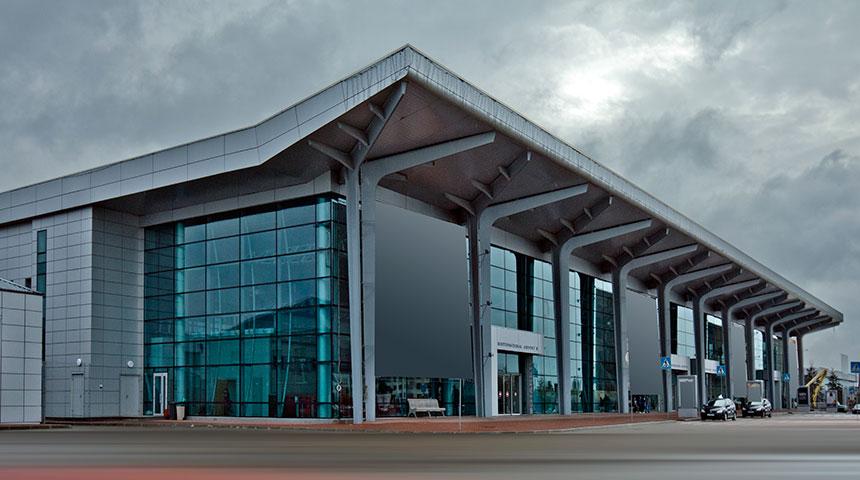 В жовтні пасажиропотік аеропорту Харків виріс на 22%
