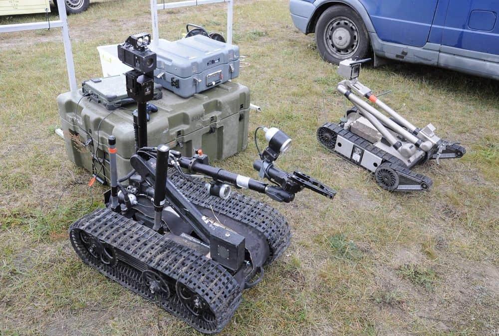 ЗСУ випробовують роботизовані та безпілотні комплекси