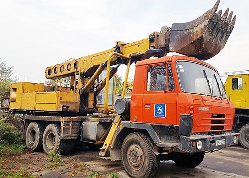 До України відновилися поставки автомобілів TATRA