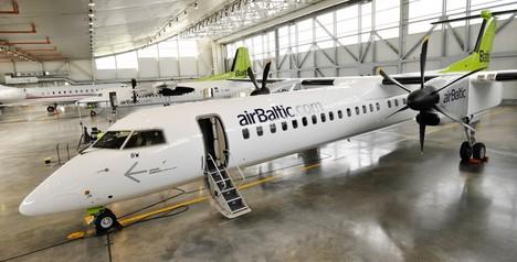 Латвійська авіакомпанія відкриває рейси зі Львова до Риги