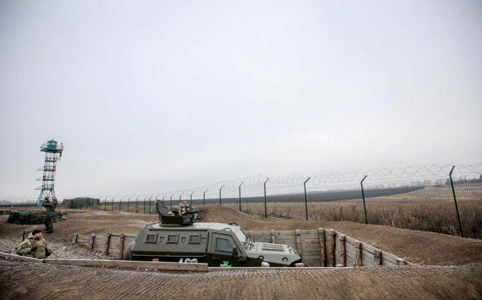Стіна на кордоні з Росією готова на 47%