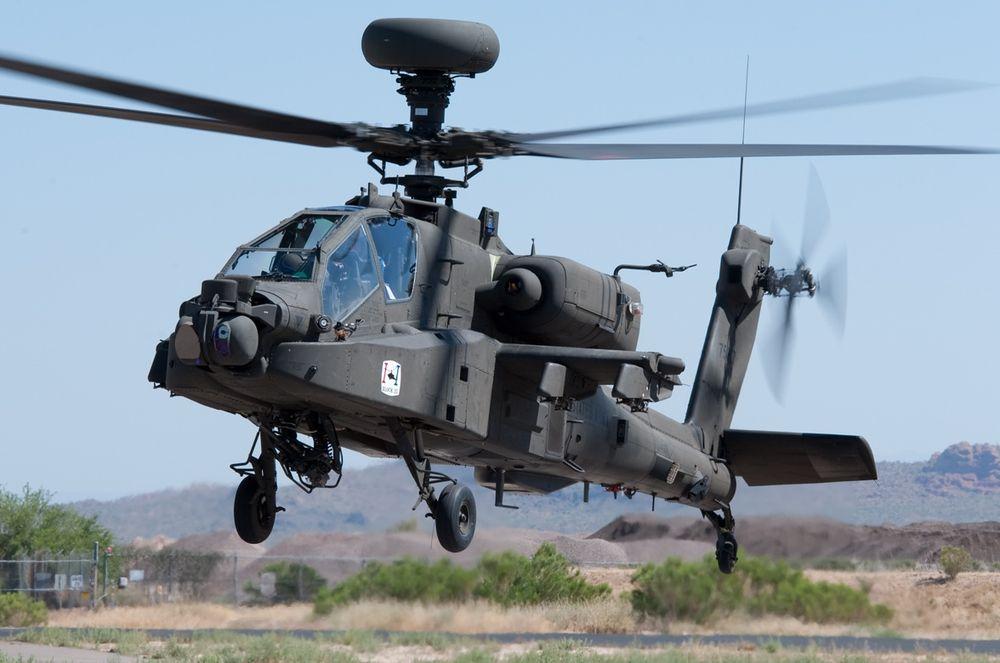 Україна веде перемовини про закупівлю ударних гелікоптерів