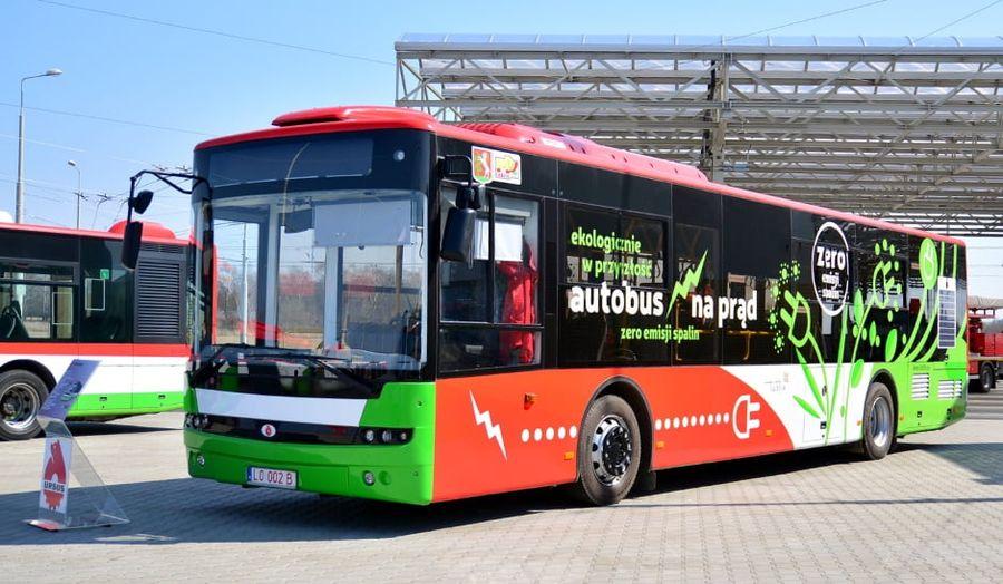 Низка українських міст виявили бажання купувати вітчізняні електробуси