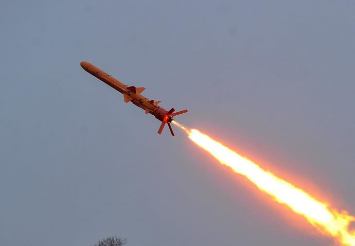 В Україні успішно випробували протикорабельну ракету