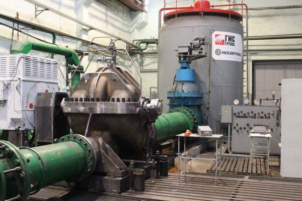 Сумський завод відвантажив українському замовнику партію електронасосних агрегатів