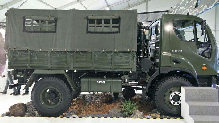 Бориспільський автозавод запропонував чергову заміну ГАЗ-66
