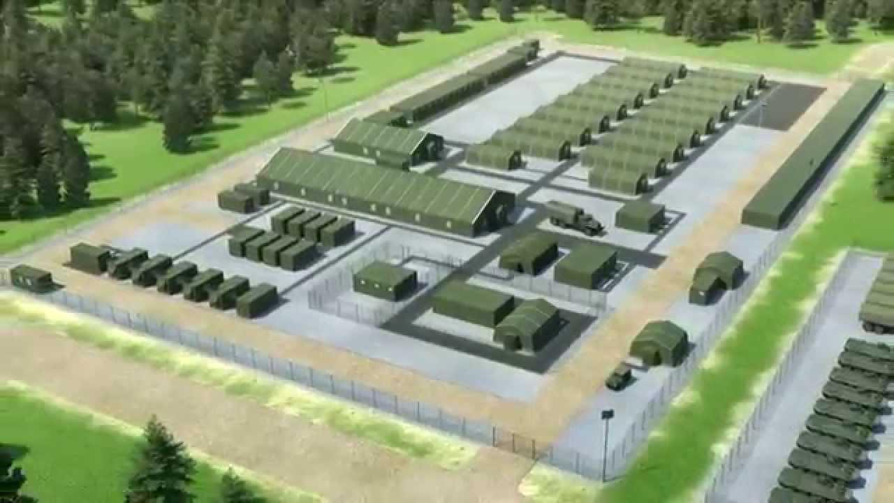 ЗСУ закуплять мобільний батальйонний табір